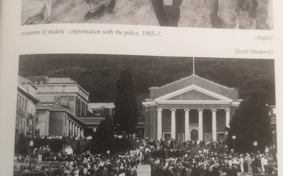 Reflections on UCT